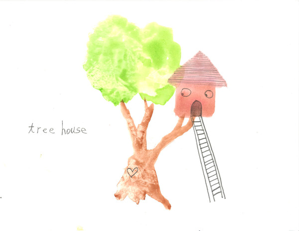 Treehouse by John Atkins
