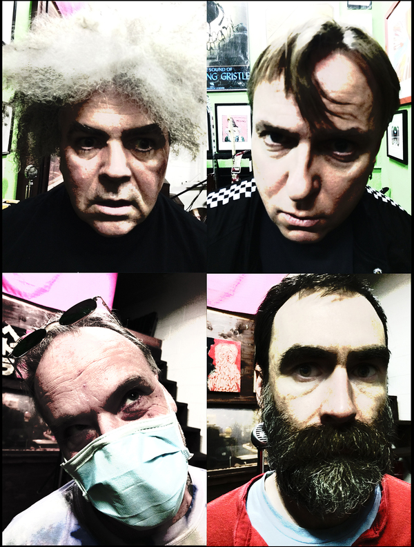 Mike and The Melvins by The Melvins