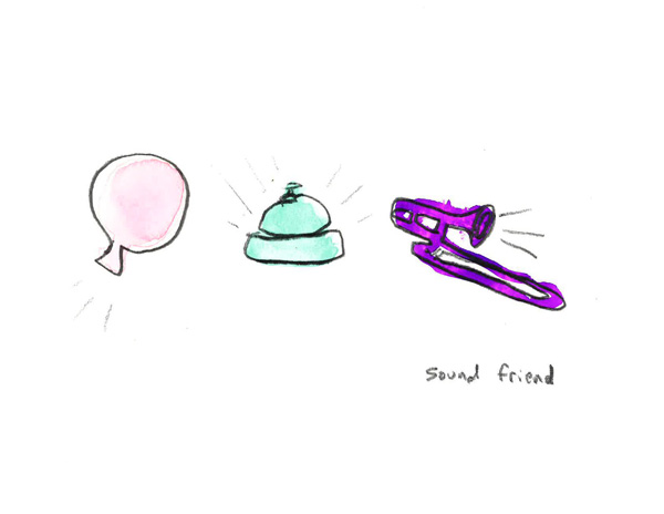 Sound Friend by John Atkins