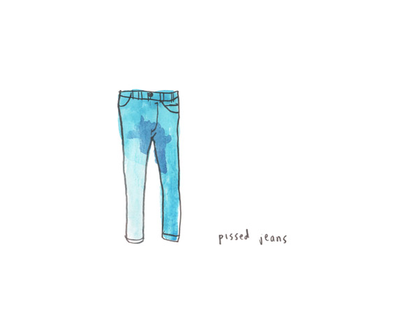 Pissed Jeans by John Atkins