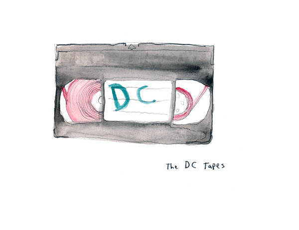 The DC Tapes by John Atkins